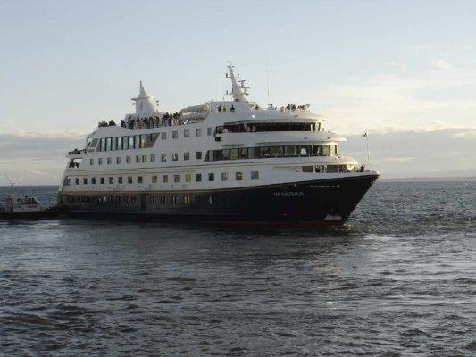 Crucero Via Australis, Punta Arenas - Ushuaia