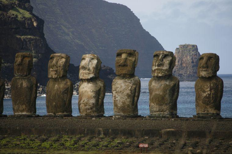 Fantasía en Isla de Pascua