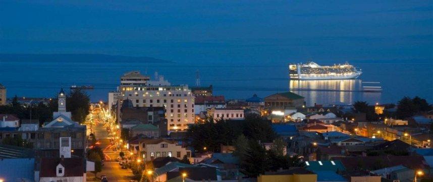 Estrecho de Magallanes y Punta Arenas