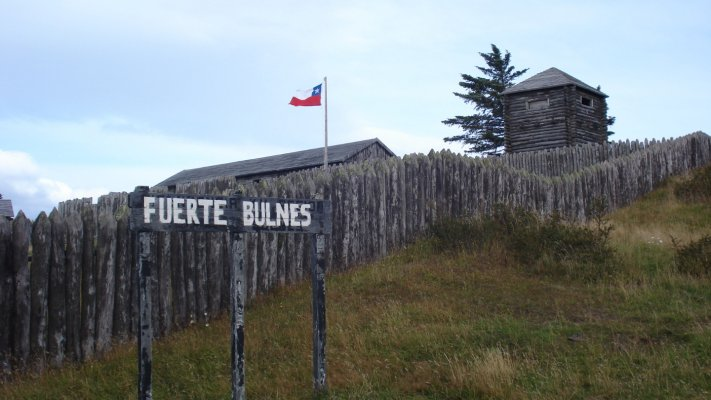 Bulnes Fort