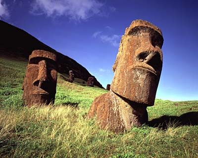 Easter Island + Air Tickets